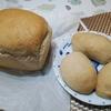 週末準備のパン