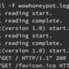 WOWHoneypot を構築してみた