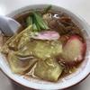 三崎町の「ニコニコ食堂」でワンタンメン