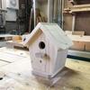 【DIY】親子で作ろう!鳥の巣箱組み立てキットをDIY