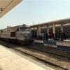 放浪112日目-ルクソールからダハブに向かう。ルクソール駅でパンツ散らばる。