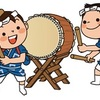 和太鼓の響き