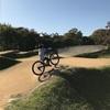 サイクルどろんこ広場に行ってきました【小学1年生MTB練習中】