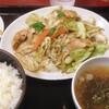 【今日の食卓】東秀・花小金井店で期間限定「回鍋肉定食 胡麻味噌たれ」