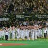 日本シリーズ第六戦目観戦