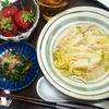 豚肉と白菜のミルフィーユ鍋など