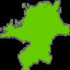 福岡県の過去の地震活動と次に発生する確率