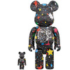 BE@RBRICK BILLIONAIRE BOYS CLUB STARFIELD BLACK