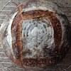 久々シンプル田舎パン。