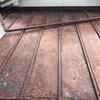 屋根材にも流行り廃りがあって、ひと昔前にも金属系の屋根材が流行っていました。