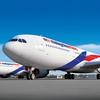 マレーシア航空のビジネスクラスアップグレードを申し込みました。