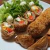 フラメンキーネス―豚肉巻きフライ