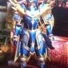 【MH4G】スターナイトシリーズ 剣士・ガンナー 一式 装備 全身画像