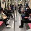 上海地下鉄でどの車両に乗ったか確認できるシステムが導入されました。