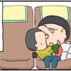 【子育て】電車の中の日常