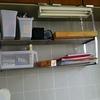 【台所の片付け】吊り棚の収納を変更しました。