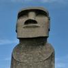 サンメッセ日南のモアイ像でイースター島の気分を味わう