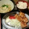 秋葉原【伊吹や製麺】カラアゲ食べ放題 ¥890
