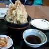 北海道 南幌町 レストラン 味心 / 名物キャベツ天丼を