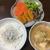 【幼児食】1歳6ヶ月、2週目の記録:新潟の実家にて薄味ごはん。