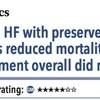 ACPJC:治療 HFpEF患者に対するβ遮断薬は死亡率を減らす