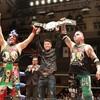 サイコ・クラウンとパガノがLUCHA WORLD CUP優勝
