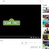 セサミストリートカリキュラムの紹介ビデオ