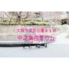 【公園情報】中之島四季の丘公園(最寄り渡辺橋):大阪市北区公園まとめ