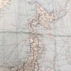 【アメリカ軍装備品】用意周到!陸軍航空隊クロスチャート(エスケープマップ・日本と南シナ海)とは? 0743 🇺🇸 ミリタリー