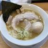 麺屋 瑞風(みずかぜ)@田無の特製鶏白湯ラーメン