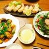 海老素麺巻揚と自作スイートチリマヨソース☆