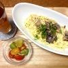 7月18日の食事記録~糖質0麺と合うさんまのペペロンチーノ