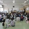 米作りの授業 4年生
