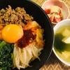 6月4日★絶品ナムルが美味しすぎる!色鮮やかな焼肉ビビンバ丼を夕食に♪ナムルの味がたまりません★