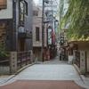 京都木屋町、そぞろ歩きの記憶。