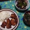 【糖質制限】大豆粉から揚げレシピ&茄子とマイタケとピーマンのオイスターソース炒め~晩御飯の記録~