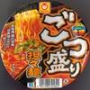 マルちゃん ごつ盛り 担々麺(移し替えの麺後入れ) 89+税円