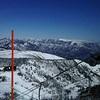 草津国際スキー場(噴火の報に接して)