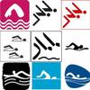 夏季オリンピック歴代ピクトグラム一覧(種目別)
