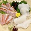 東京 新小岩 大衆料理「竹八」 金目炙り刺し→九州ラーメン「成竜」 ラーメン