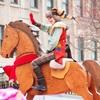 クリスマスパレードが良かった