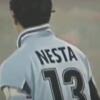 アレッサンドロ・ネスタ!メッシを完璧に止めたスライディングが鮮明に記憶に残っている。