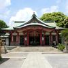 品川神社(品川区/北品川)への参拝と御朱印