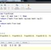 TI-Nspire & Lua / Fehlberg 法 3 / 0 ~ 1 の範囲の数を 2^-n に floor する (それ以外は普通に floor する)、それに意味のないとき