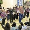 〈座談会 創立90周年を勝ち開く!〉11 人間の尊厳を守り、平和と幸福を実現―― 立正安国が日蓮仏法の根幹 2019年1月21日
