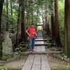 墓参りの帰りに寄り道して北鎌倉へ……