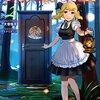感想:アニメ「異世界食堂」第2話「メンチカツ」「エビフライ」