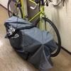 自転車で大きな荷物を引き取り作戦