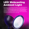 【新製品情報】Godox CL10 -  LED Webcasting Ambient Light(2021-01-31 更新)