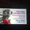 ライブレポ第2弾「THE ORAL CIGARETTES~Arena series 神戸ワールド記念ホール~」